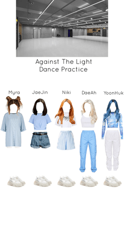 ~𝕍𝚊𝚕𝕜𝚢𝚛𝚒𝚎~ Against The Light Dance Practice