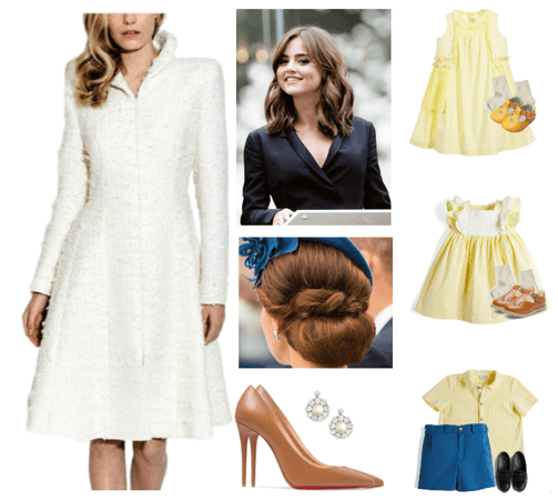 The Duchess of Cambridge * Germany Day 1 : Arrival