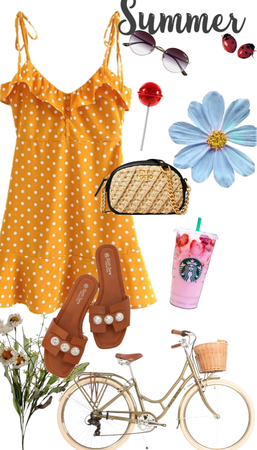 Summer Solstice Outfit