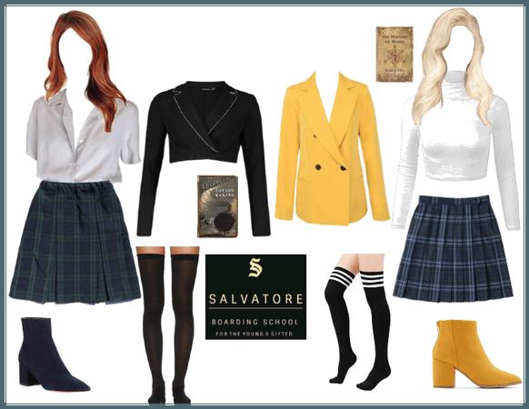 salvatore school uniform