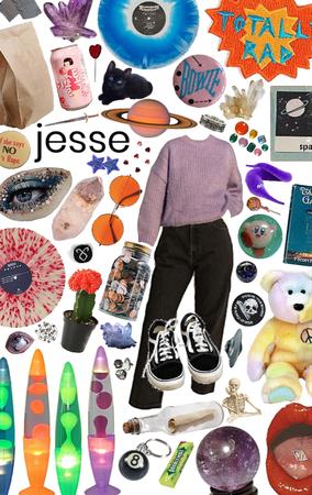 my friend jesse