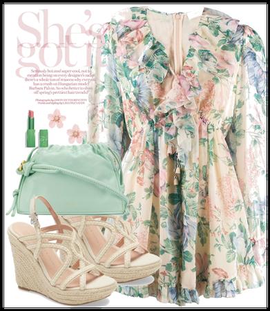 Floral pastels~