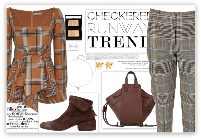 checkered is now or never
