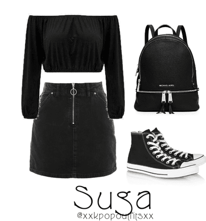 Date with Suga   BTS