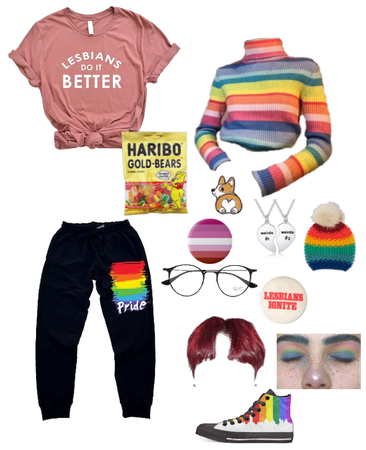 lesbian outfit