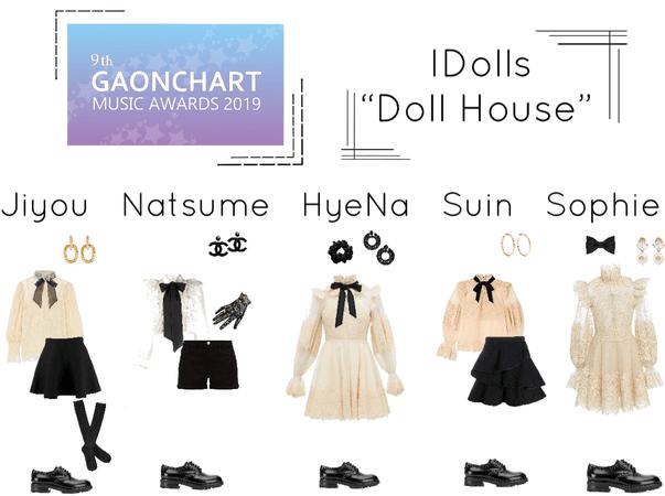"IDolls 9th Gaon Chart Awards ""Doll House"" Performance"