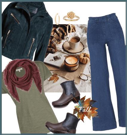 Chillin' (Capsule Wardrobe #48)