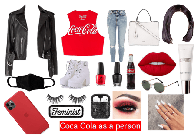 Coca Cola as a person