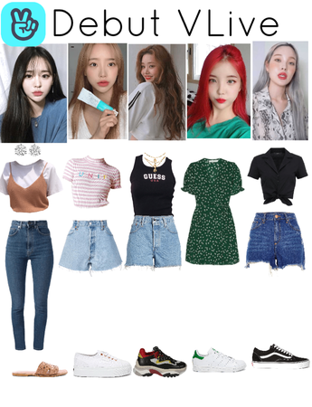My FAKE Kpop girl group
