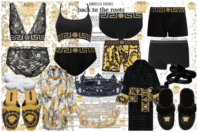 #53 from Versace for kings and queens
