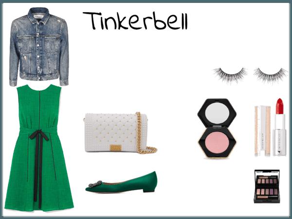 Tinkerbell Disneybound