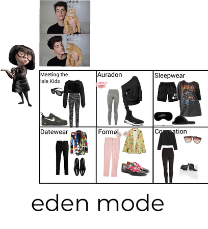the son of edna mode