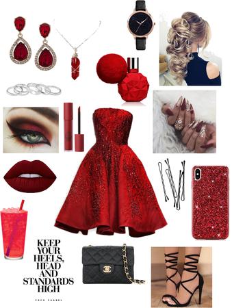 Red wedding (Prom**)