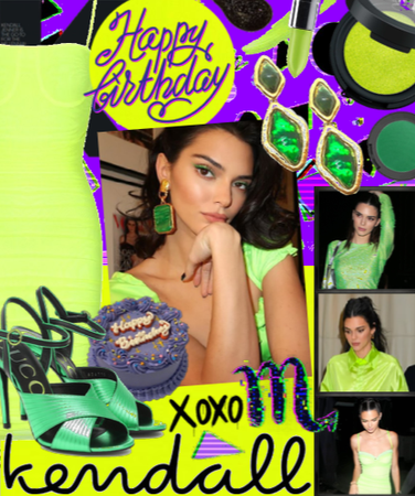 Happy Birthday Kendall Jenner