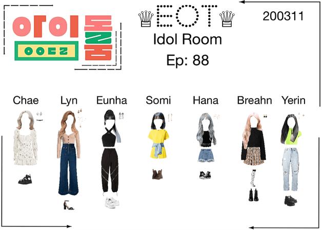 ♕EOT♕ Idol Room