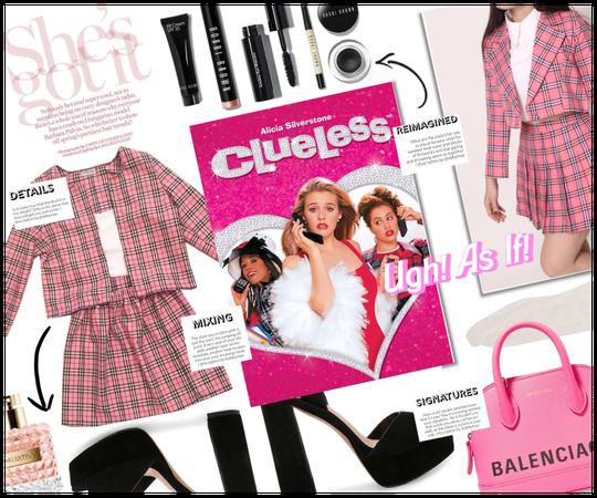 Cher Horowitz: Pretty in Pink