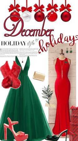 My December Holiday