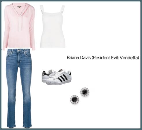 Briana Davis RE: V