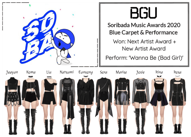 BGU Soribada Music Awards 2020