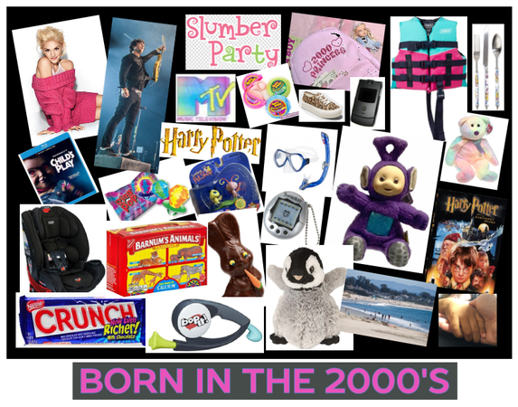 Born in the 2000's