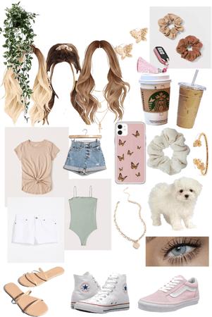 Basic/Soft/Vsco/Trumpie/Christian/White girl.
