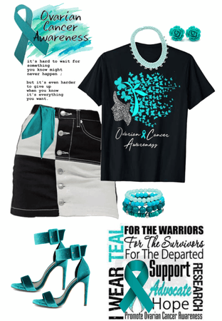 Stand Up to Ovarian Cancer