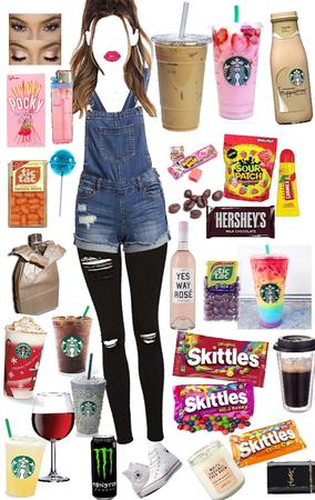Starbucks girlfriend