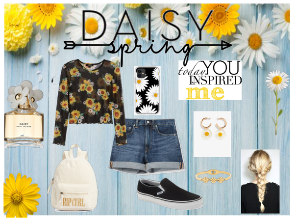 Daisy outfit🌼