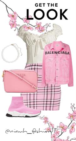 pink chic 💘
