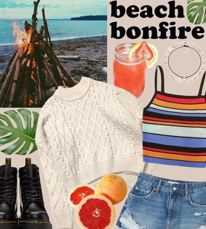 SUMMER 2021: Bonfire On The Beach 🏝