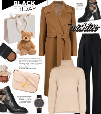 Black Friday - Wishlist