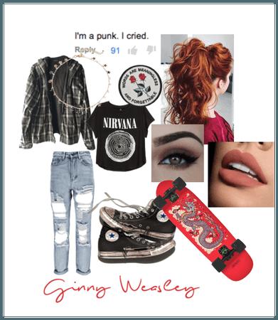 Ginny Weasley (Muggle)