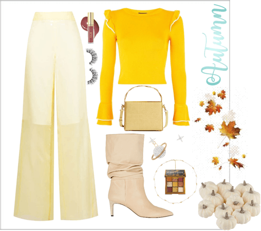 Fall Yellow Style