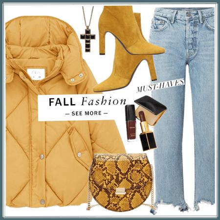 Fall Go To Jacket!