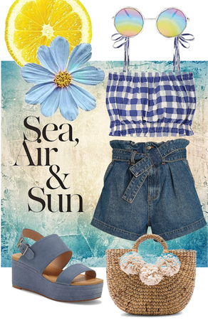 Sea - Air & Sun