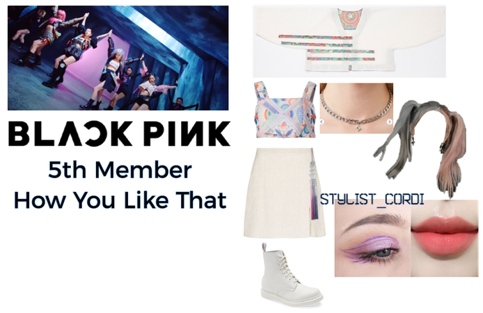 5th Member of BlackPink - How You Like That