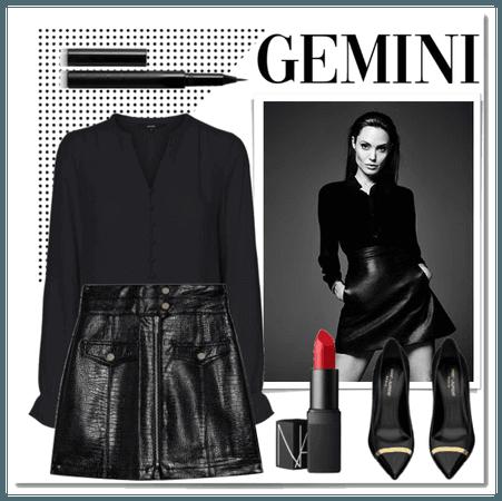 Gemini style.