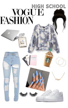 school vogue fashion