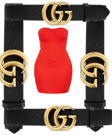 red Gucci