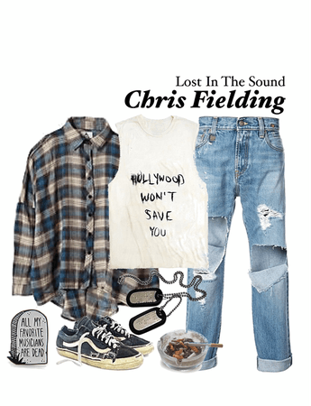 LOST IN THE SOUND: Chris Fielding