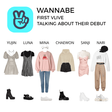 WANNABE | First Vlive - Talking about their debut