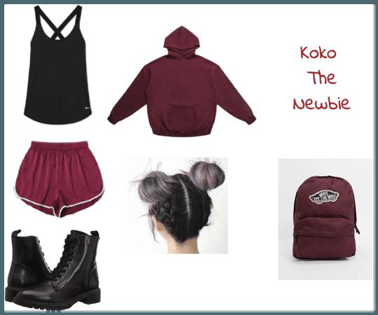 Koko The Newbie