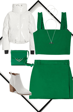 green is an ambitious color (part 2)