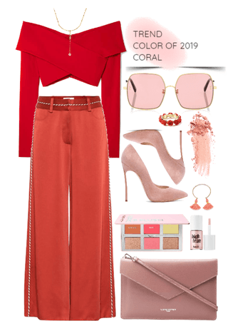 COLOR OF 2019 CORAL