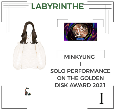 LABYRINTHE minkyung I golden disk award