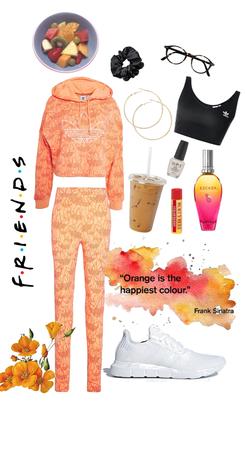 orange is my happy color