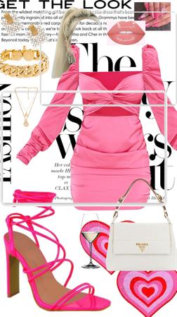 pink heel 😍