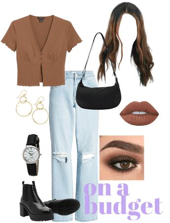 outfit on a budget