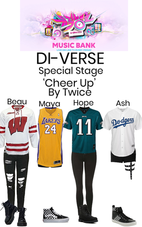 DI-VERSE MusicBank Special Stage
