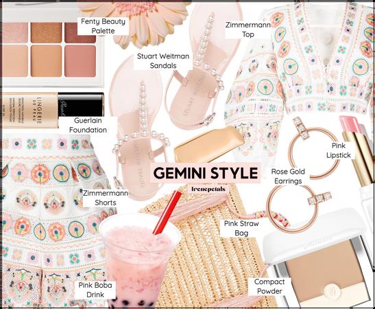 Gemini Season: Soft Pink ( 5.26.2021 )